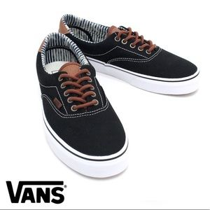 NWT Vans C&L Era 59 Skate Shoes W 8.5, M 7